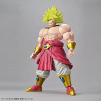 Figure-rise Standard Dragonball Legendary Super Saiyan Broly (New Packaging) Plastic Model Kit 5