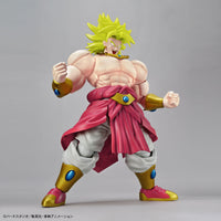 Figure-rise Standard Dragonball Legendary Super Saiyan Broly (New Packaging) Plastic Model Kit 7