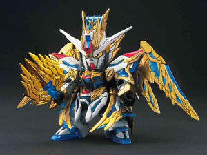 Gundam SDSS #020 Zhuge Liang Freedom Gundam Model Kit