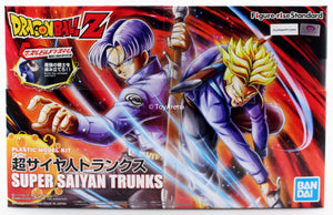Figure-rise Standard Dragon Ball Z Trunks (New Pkg.) Model Kit