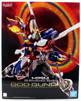 Gundam 1/100 Hi-Resolution God Gundam (Burning Gundam) Model Kit