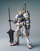 Gundam 1/100 MG Gundam Iron Blooded Orphans ASW-G-08 Gundam Barbatos Model Kit 4