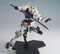 Gundam 1/100 MG Gundam Iron Blooded Orphans ASW-G-08 Gundam Barbatos Model Kit 6