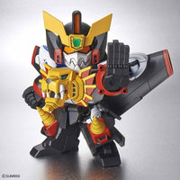 SD Cross Silhouette SDCS #5 The King Of Braves GaoGaiGar Model Kit