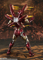 S.H. Figuarts Avengers: Endgame Final Battle Edition Iron Man Mark 85 Action Figure 6