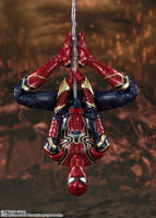 S.H. Figuarts Avengers: Endgame Final Battle Edition Iron Spider-Man Action Figure 9
