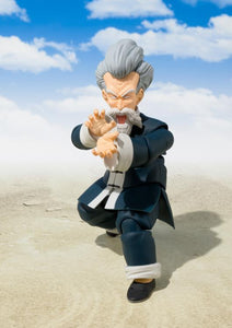 S.H. Figuarts Dragon Ball Jackie Chun Action Figure