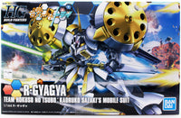 Gundam Build Fighters Try HGBF #024 R-Gyagya Kaoruko Sazaki's Custom Made Mobile Suit 1/144 Model Kit