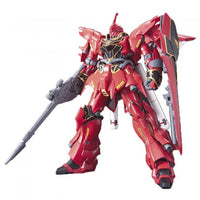 Gundam 1/144 HGUC Gundam Unicorn #116 MSN-06S Sinanju Model Kit 1