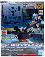 Gundam 1/144 HGBD:R #002 Gundam Build Divers Re:Rise Veetwo Weapons Model Kit