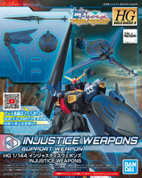 Gundam 1/144 HGBD:R #10 Gundam Build Divers Re:Rise Injustice Weapons Model Kit
