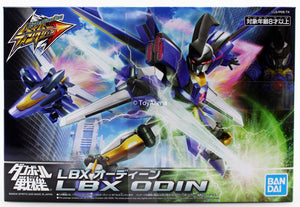 Bandai Little Battlers eXperience #03 LBX Odin Model Kit