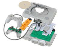 Bandai Best Hit Chronicle 2/5 Sony Playstation (SCPH-1000) Model Kit