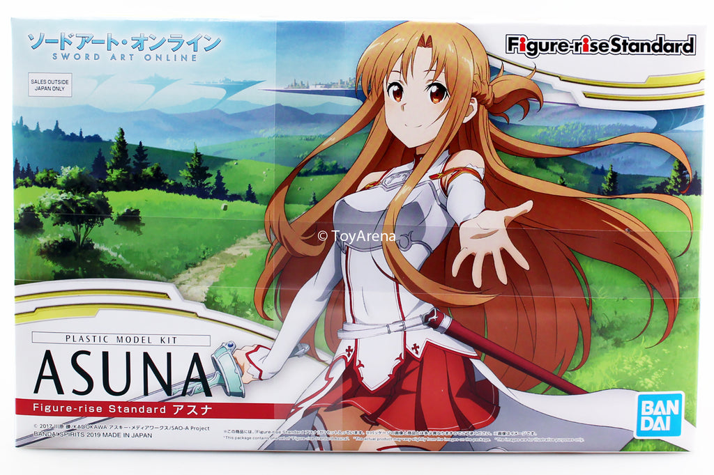 Figure-rise Standard Sword Art Online Asuna Plastic Model Kit