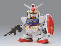Gundam SD EX-Standard Hello Kitty and RX-78-2 Gundam Set Model Kit