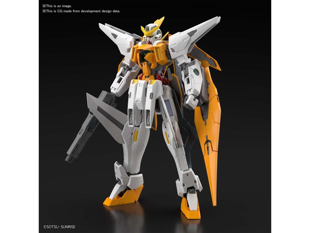 Gundam 00 1/100 MG GN-003 Kyrios Gundam Mobile Suit Model Kit 1