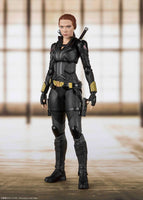 S.H. Figuarts Marvel Black Widow Movie Black Widow Action Figure 2