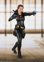 S.H. Figuarts Marvel Black Widow Movie Black Widow Action Figure 3