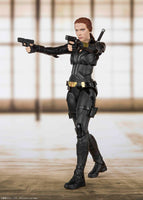 S.H. Figuarts Marvel Black Widow Movie Black Widow Action Figure 4