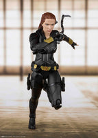 S.H. Figuarts Marvel Black Widow Movie Black Widow Action Figure 5