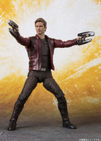 S.H. Figuarts Avengers: Infinity War Star-Lord (Peter Quill) Action Figure