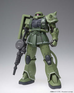 Gundam Fix Metal Composite Kidou Senshi Gundam: The Origin GFFMC MS-06C Zaku II Type C Action Figure