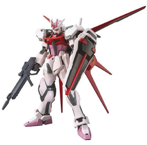 Gundam 1/144 HGUC #176 HGCE MBF-02+AQM/E-X01 Strike Rouge Model Kit