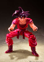 S.H. Figuarts Dragon Ball Z Son Goku Kaio-Ken Ver. Action Figure