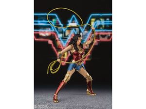 S.H. Figuarts Wonder Woman 1984 (WW84) Movie Wonder Woman Action Figure