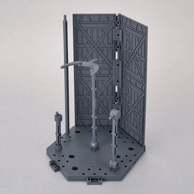 Bandai 30 Minute Missions Customize Scene Base #01 Stand for 1/144 Scale Model Kit