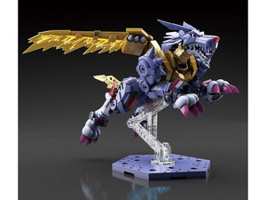 Figure-rise Standard Digimon Metal Garurumon (Amplified Ver.) Plastic Model Kit 1