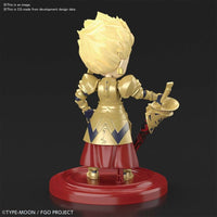 Bandai Petitits #09 Fate/ Grand Order Archer/ Gilgamesh Model Kit