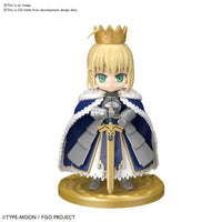 Bandai Petitrits #08 Fate/ Grand Order Saber/ Altria Pendragon Model Kit