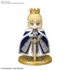 Bandai Petitits #08 Fate/ Grand Order Saber/ Altria Pendragon Model Kit
