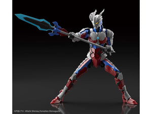 Bandai Figure Rise Ultraman Zero Suit (Action Ver.) Model Kit 1