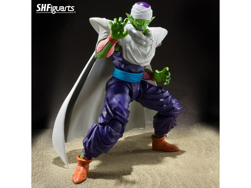 S.H. Figuarts Dragon Ball Z Piccolo the Proud Namekian Action Figure
