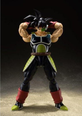 S.H. Figuarts Dragon Ball Z Bardock Action Figure