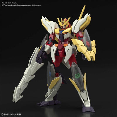 Gundam 1/144 HGBD:R #034 Gundam Anime Rize Build Divers Re: Rise Model Kit