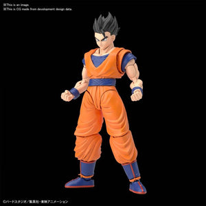 Figure-rise Standard Dragonball Z Ultimate Gohan / Future Gohan Plastic Model Kit