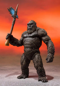 S.H. Monsterarts Godzilla Vs. Kong King Kong Action Figure