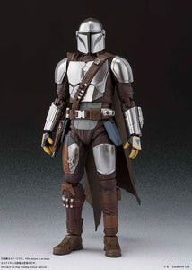 S.H. Figuarts Star Wars Mandalorian Beskar Metal Armor Ver. The Mandalorian Action Figure