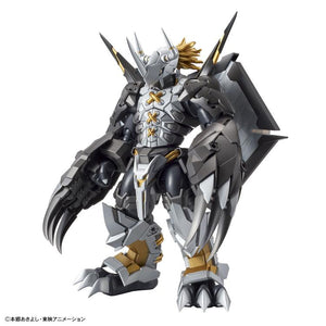 Figure-rise Standard Digimon Adventure Zero Two 02 Black Wargreymon (Amplified) Model Kit