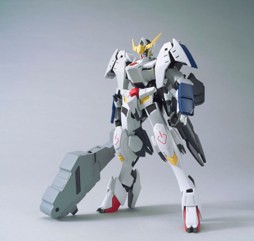 Gundam 1/100 IBO #05 Iron-Blooded Orphans ASW-G-08 Gundam Barbatos 6th Form (Form 6) Model Kit