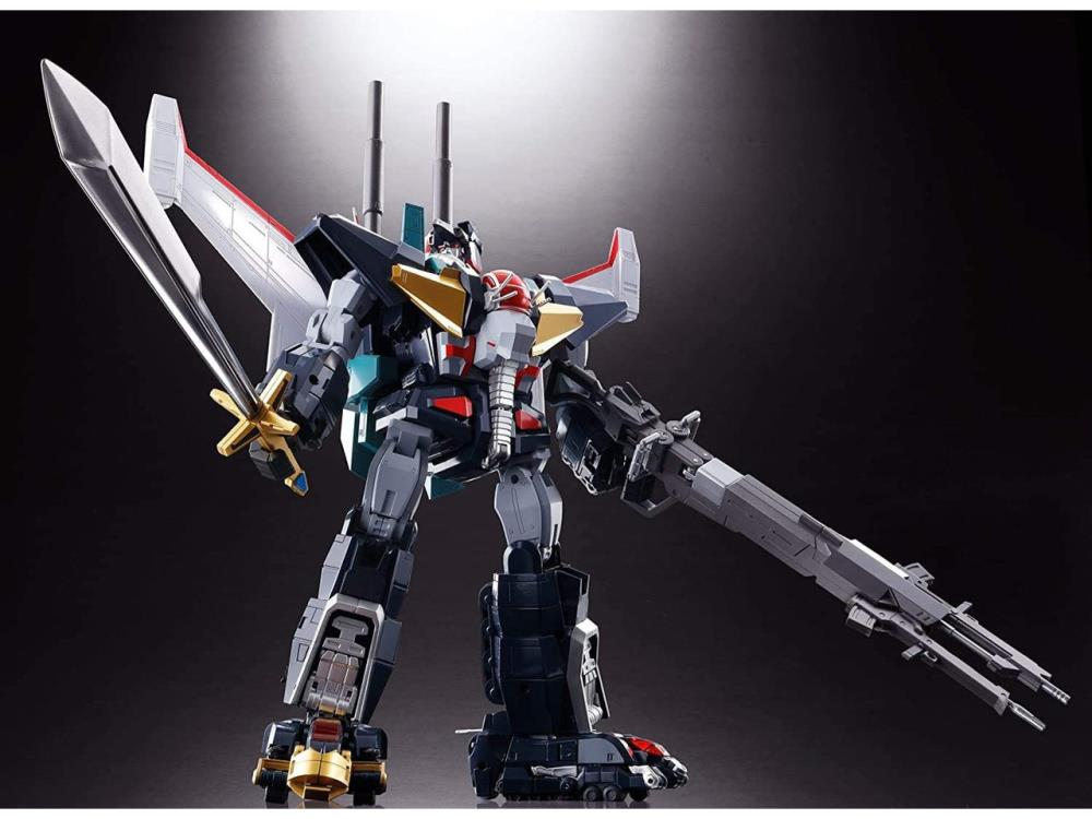 Soul of Chogokin GX-13R Super Machine God Dancouga (Renewal Ver.) Action Figure