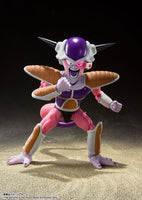 S.H. Figuarts Dragon Ball Z Frieza First Form and Frieza Pod Set Action Figure