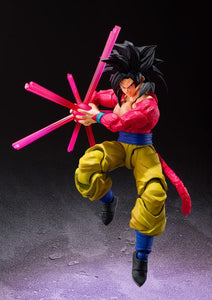 S.H. Figuarts Dragon Ball GT Super Saiyan 4 Goku Action Figure