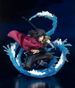 Figuarts Zero Demon Slayer: Kimetsu no Yaiba Giyu Tomioka (Water Breathing Ver.) Statue