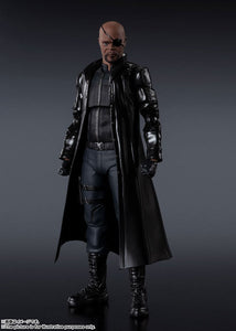 S.H. Figuarts The Avengers Nick Fury Action Figure