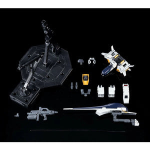 Gundam 1/100 MG Advance of Zeta Gundam Emergency Escape Pod (Primrose) Expansion Set Model Kit Exclusive