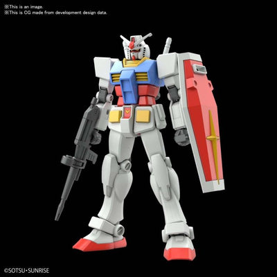 Gundam 1/144 Entry Grade RX-78-2 Gundam Model Kit